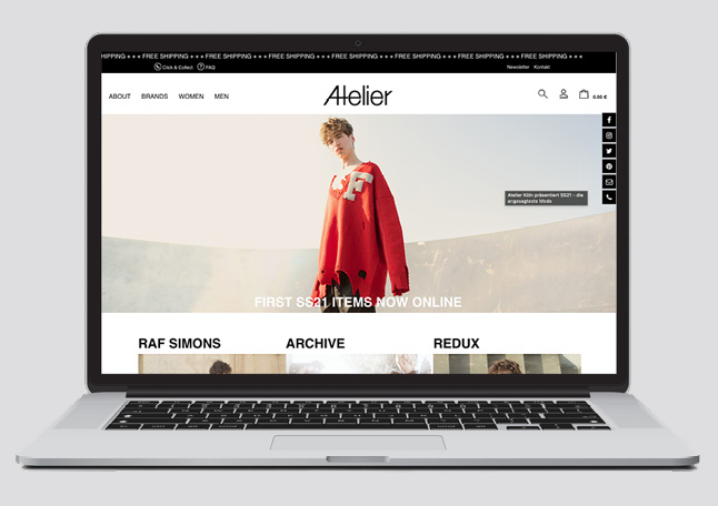 Kunden Atelier Köln RESPONSE