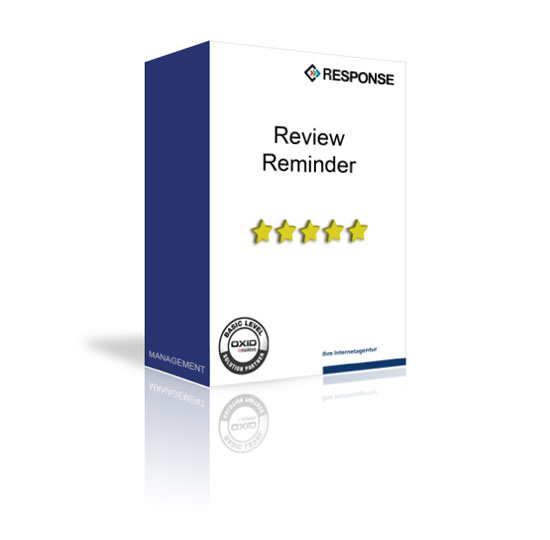 OXID Review Reminder