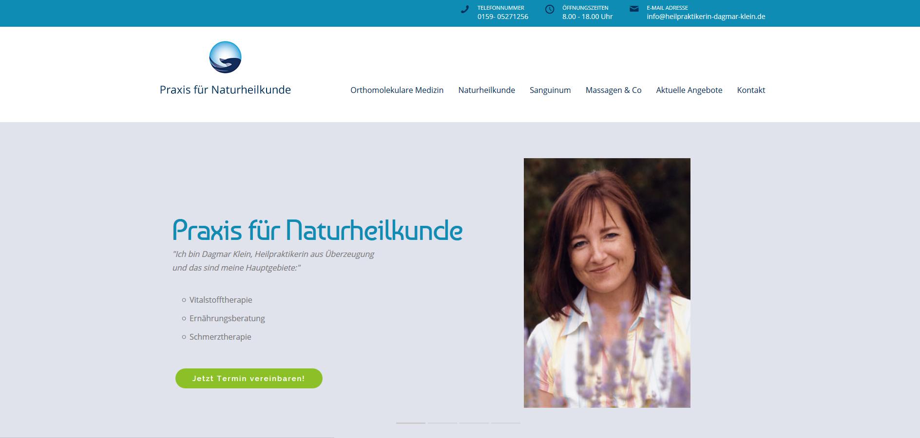Heilpraktikerin Dagmar Klein