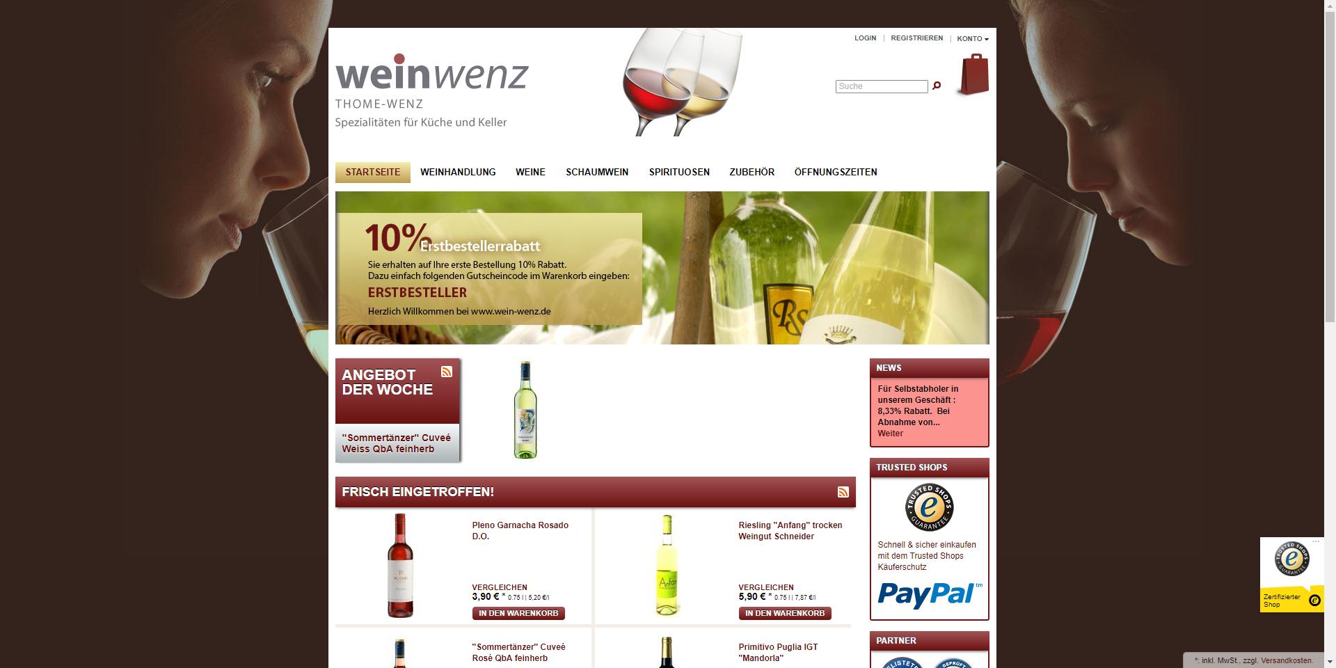Wein Wenz