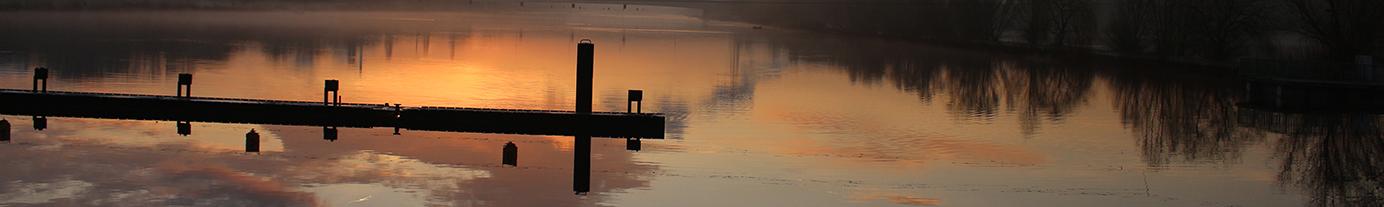 Fühlinger  See Start Regattastrecke