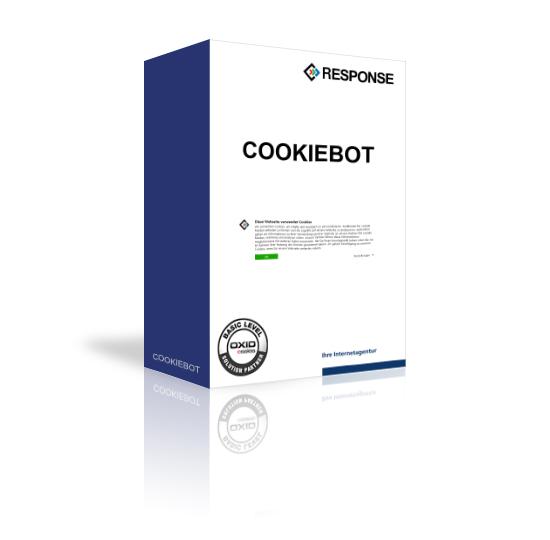 CookieBot für OXID