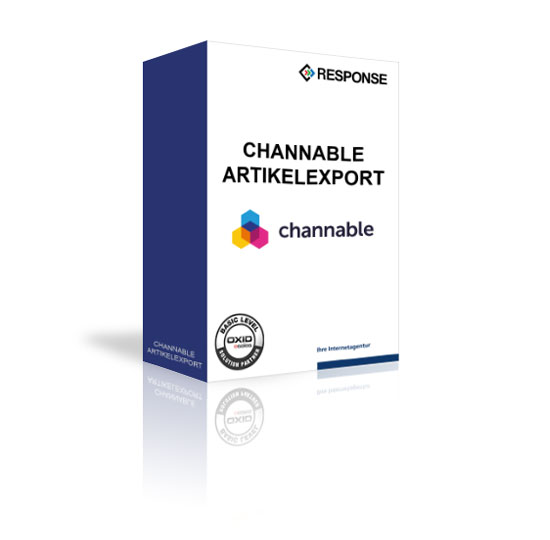 OXID Channable Artikelexport
